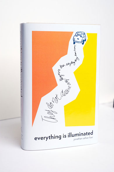 everything is illuminated novel vs book The book everything is illuminated is a recent book, as it has been published in 2002, but is it a post-modernist novel we will try to figure that out by analyzing the inherent features of.