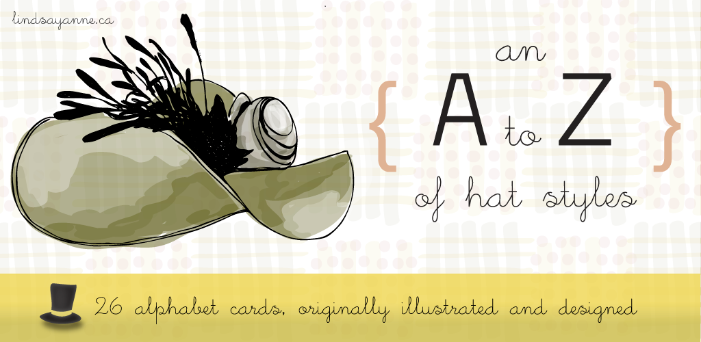 A to Z of Hat Styles Android App