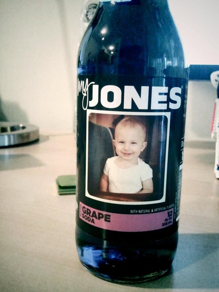 Elias Jones Soda