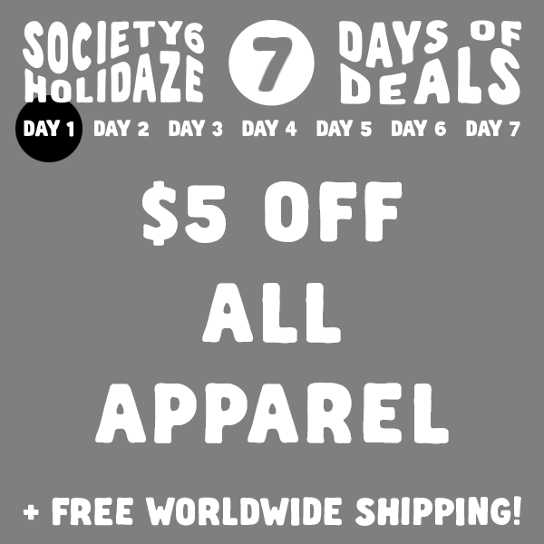 Society 6 Day 1